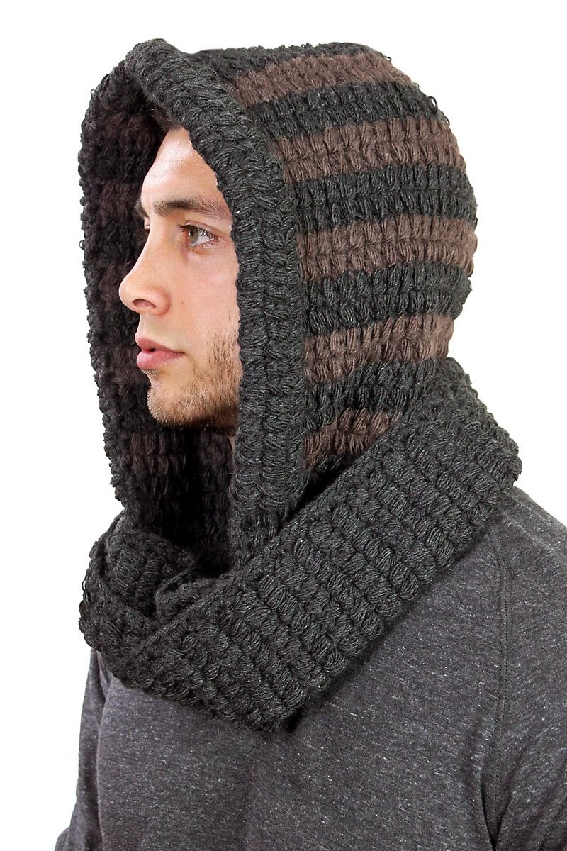 You searched for: mens hooded scarf! Etsy is the home to thousands of handmade, vintage, and one-of-a-kind products and gifts related to your search. No matter what you're looking for or where you are in the world, our global marketplace of sellers can help you .