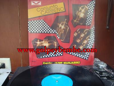 Conjunto Caribeño - Canta Jaime Manjarrez