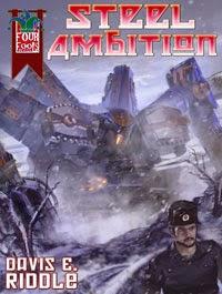 U.S.S.R. + Alien Steampunk Robots!