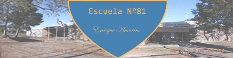 Escuela 81 Enrique Amorim