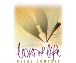 laws of life essay winners 2011