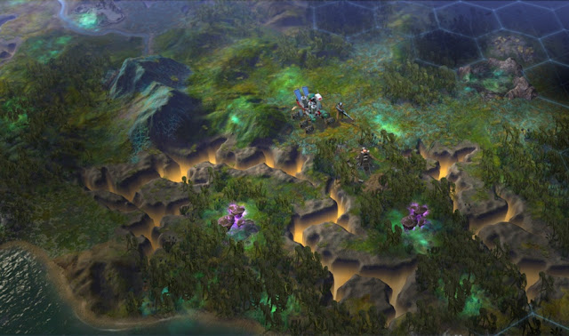 Sid Meier's Civilization Beyond Earth Download Photo