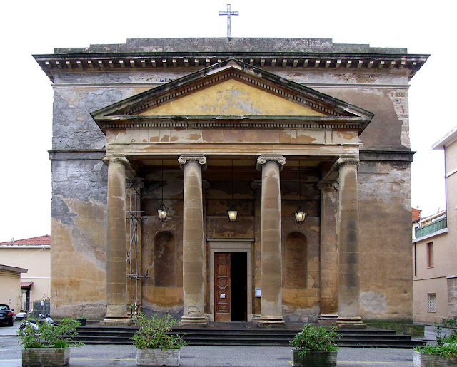 Chiesa di San Giorgio, Church of Saint George, Livorno