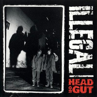Illegal – Head Or Gut (CDS) (1993) (320 kbps)