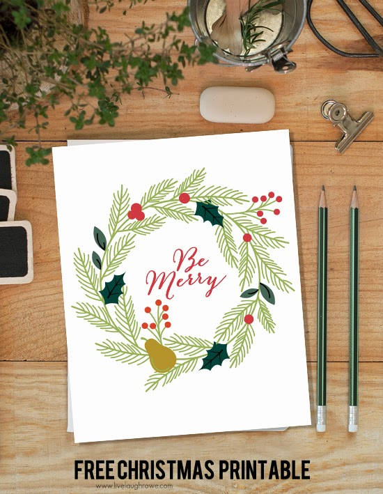 merry-christmas-free printable
