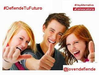 @jovendefiende JUVENTUD EN LUCHA