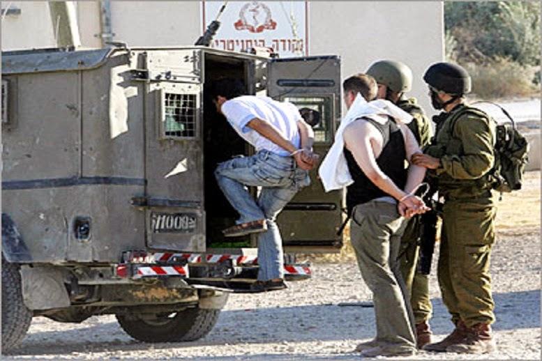 إسرائيل تعتقل 8 فلسطينيين بينهم أمين سر حركة فتح في القدس