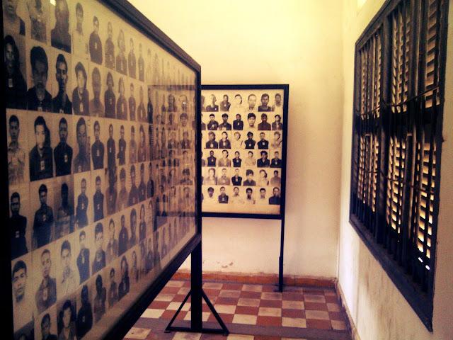 S-21 Prisoners Cambodia
