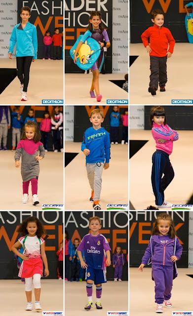 Desfile Infantil Deportes
