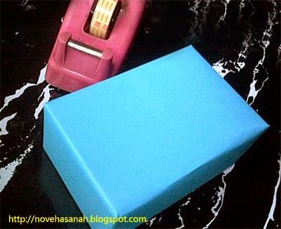 cara membuat angsa dari kertas bekas, sebuah kerajinan tangan untuk anak sd langkah 12