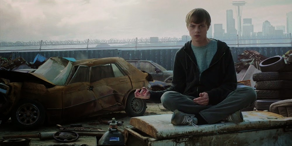 Dane DeHaan em PODER SEM LIMITES (Chronicle)
