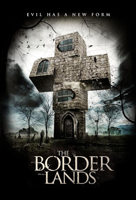 Poster Of Hollywood Film The Borderlands (2013) In 300MB Compressed Size PC Movie Free Download At worldfree4u.com