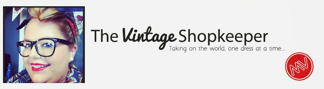 The Vintage Shopkeeper