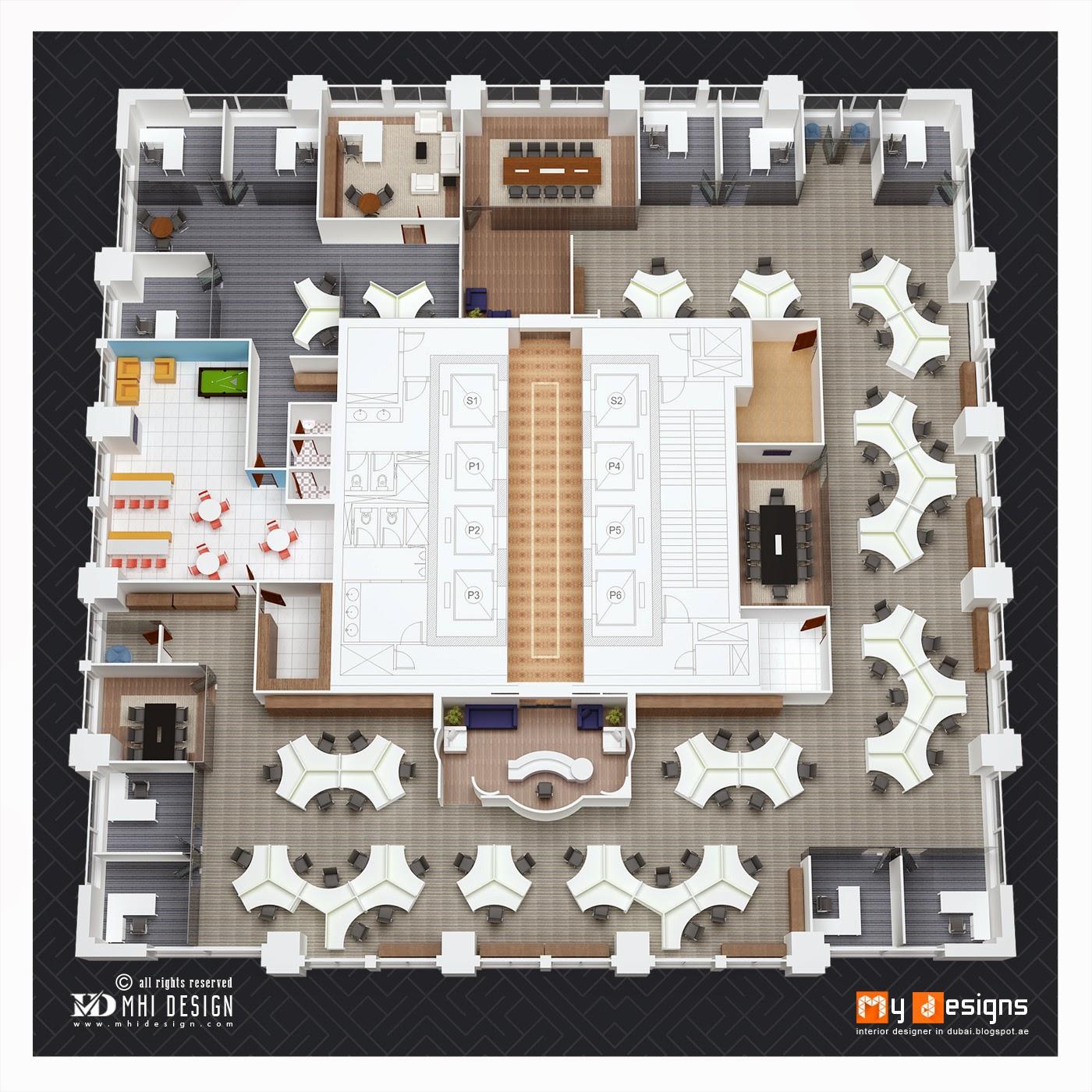 Office Interior Designs in Dubai Interior Designer In Uae