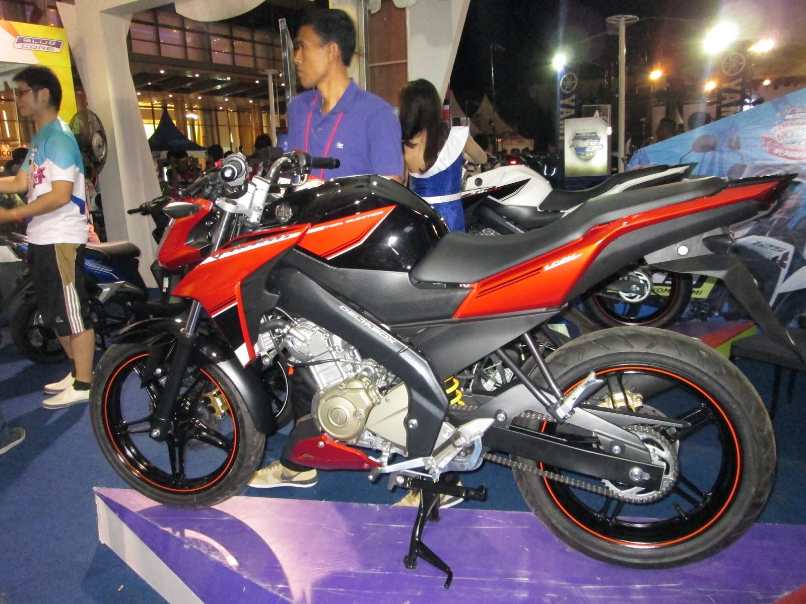 AUTOBLOG 11 Lebih Dekat Yamaha New Vixion Advance Berapa