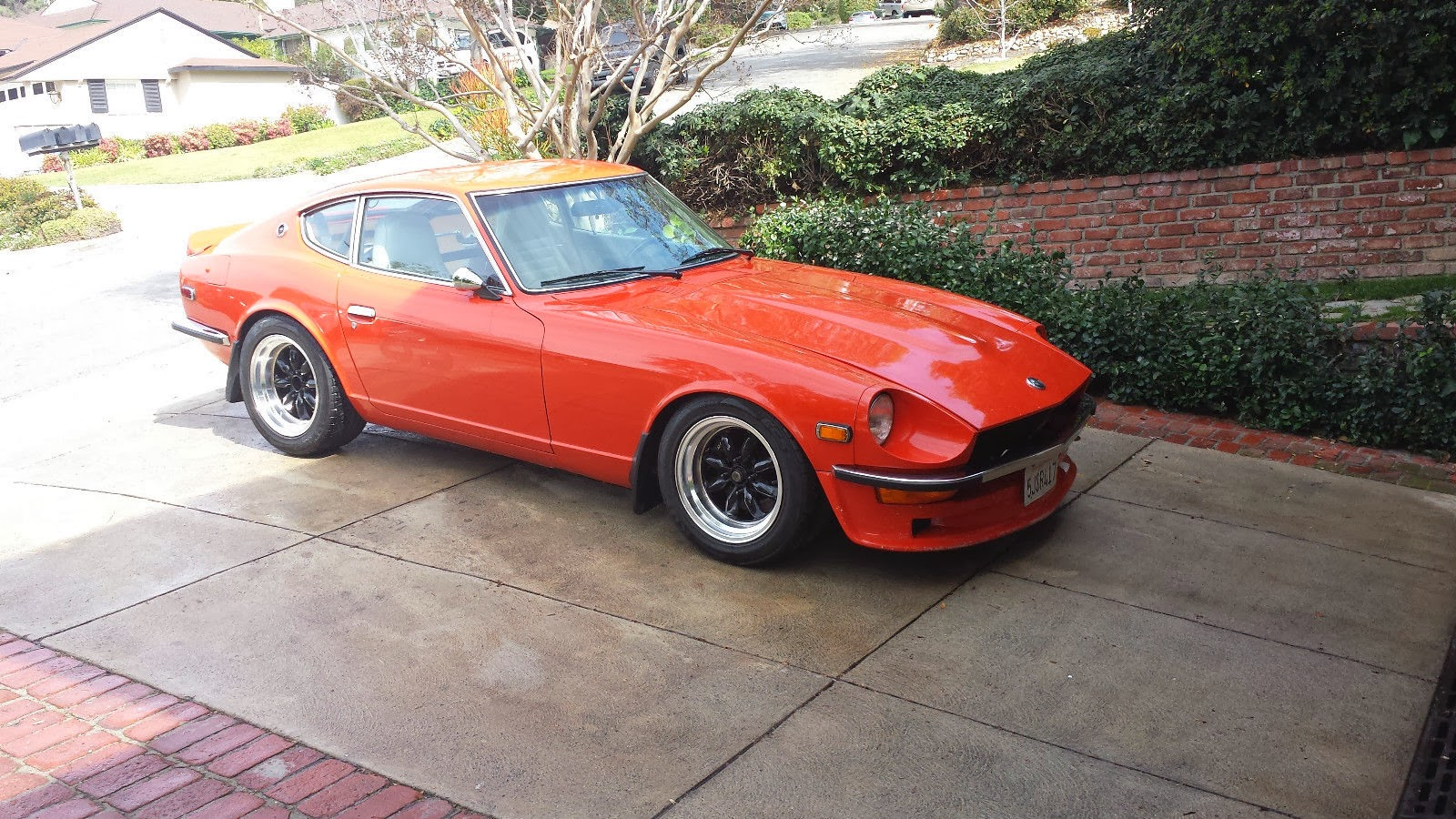 the coolest 1972 datsun 240z auto restorationice. Black Bedroom Furniture Sets. Home Design Ideas