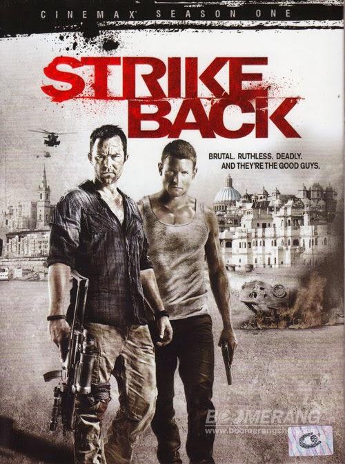 Strike Back สองพยัคฆ์สายลับข้ามโลก Season 1 EP.1-EP.6 (จบ) พากย์ไทย+ซับไทย