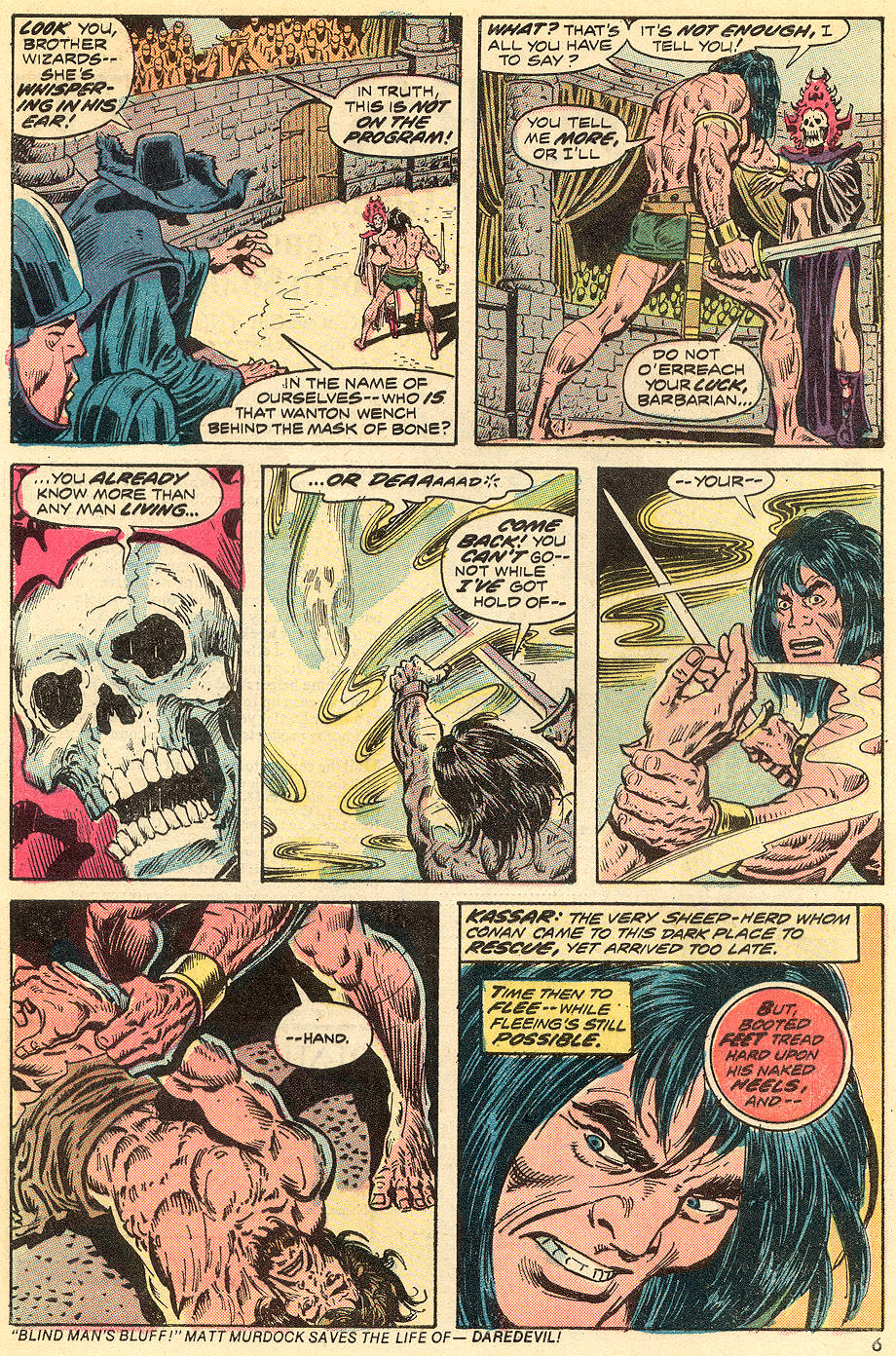 Conan the Barbarian (1970) Issue #34 #46 - English 5