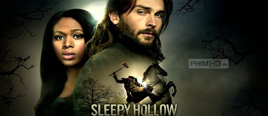 Kỵ Sĩ Không Đầu: Phần 1 - Sleepy Hollow: Season 1 - 2013