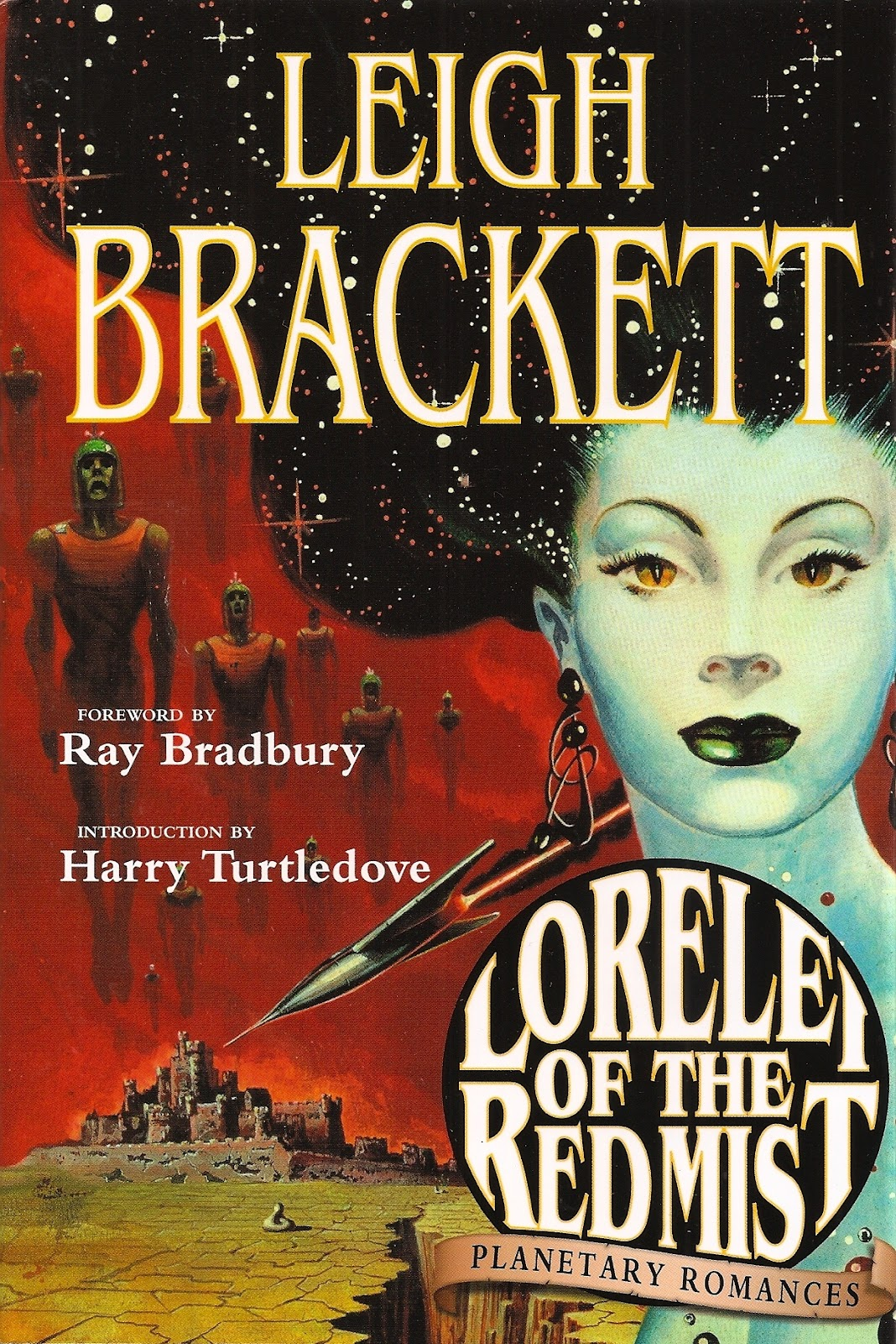 from the sorcerer s skull the worlds of leigh brackett the worlds of leigh brackett