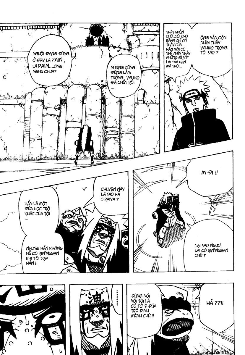 Naruto chap 380 Trang 3 - Mangak.info