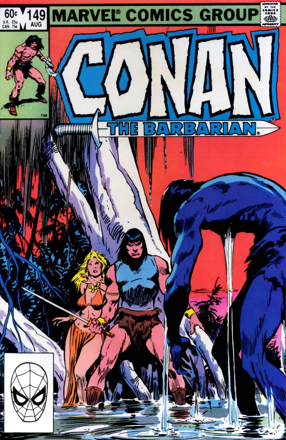 Conan the Barbarian (1970) Issue #149 #161 - English 1