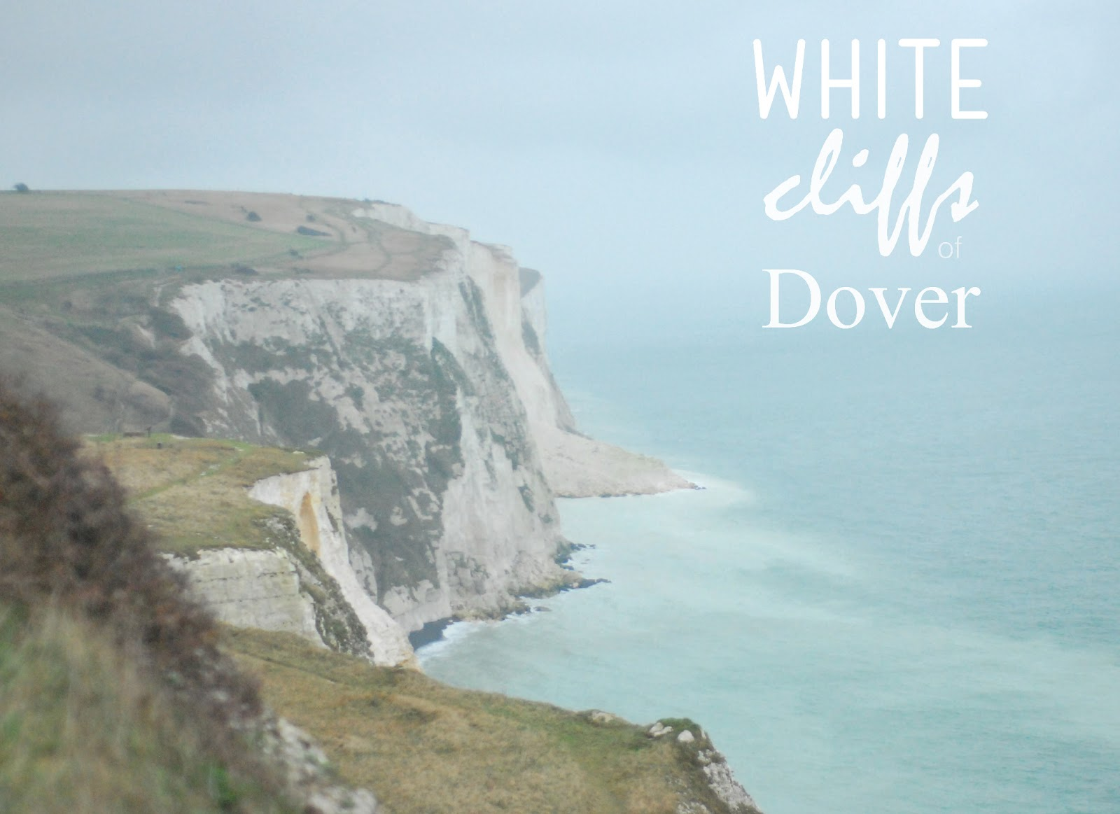 Lady Katherine Sims: On the White Cliffs of Dover