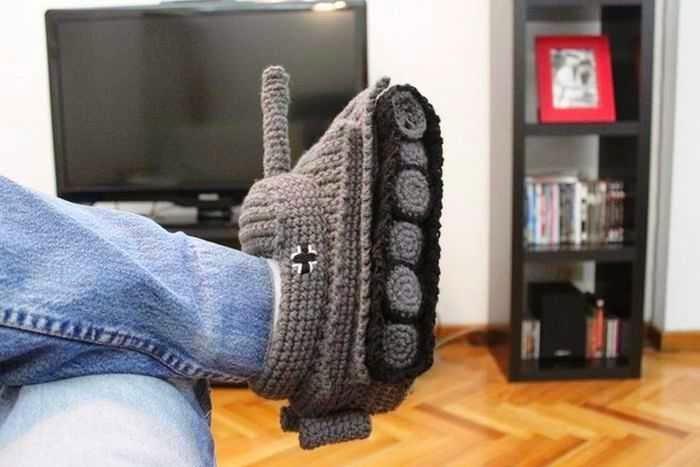 Связать своими руками для квартиры