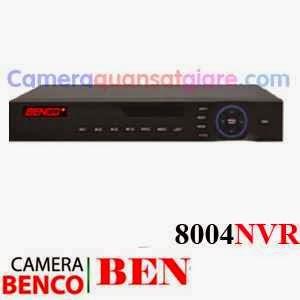 Đầu ghi 4 kênh full HD benco 8004NVR
