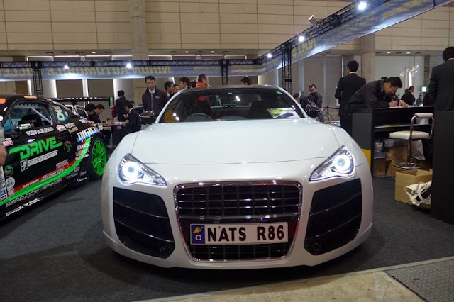 Tokyo Auto Salon, Concept, Toyota, new toyota 86, Sport Cars, toyota 86 to audi r8