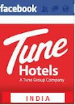 Tune Hotels India