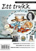 Published in Ett Trykk 02/2012