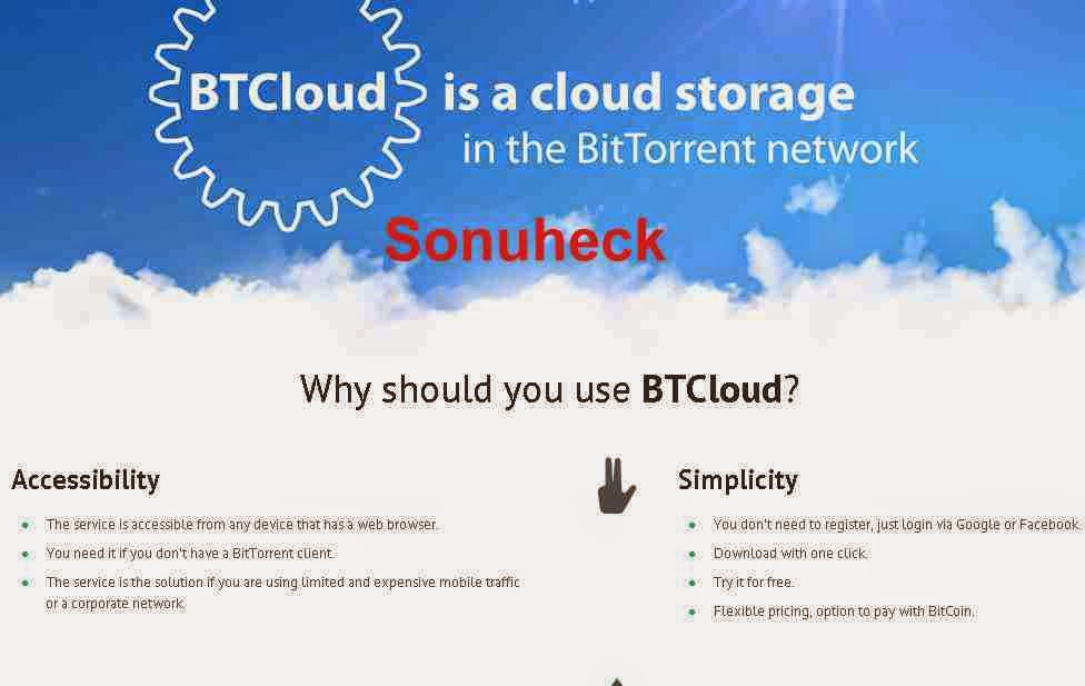 btcloud download torrent via internet download manager