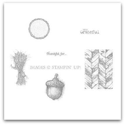 Truly Grateful Stamp Brush Set Digital Download by Stampin' Up!