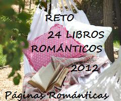"""Reto """"24 libros Románticos"""""""