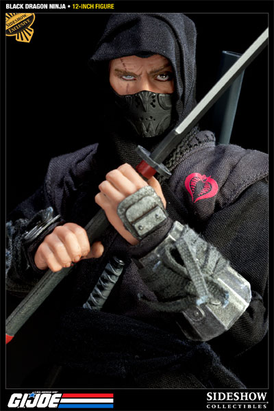 Toyhaven Sideshow Collectibles 1 6 Black Dragon Ninja Preview It adds 100 to the attack stat and 50 stat points (3000 hp). toyhaven blogger