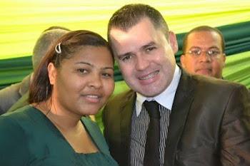 Pr. Paulo Marcelo e eu