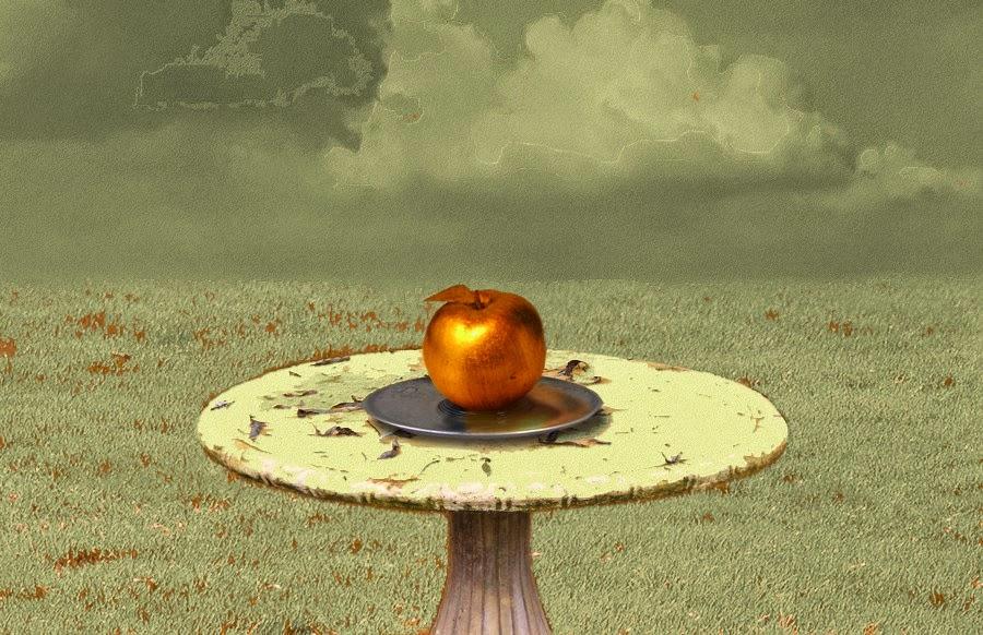 appel op schaal