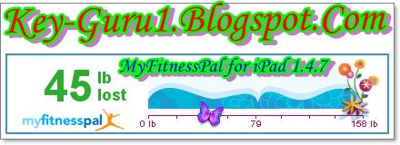 MyFitnessPal APK for iPad 1.4.7 FREE Download