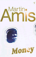 Money by Martin Amis book cover