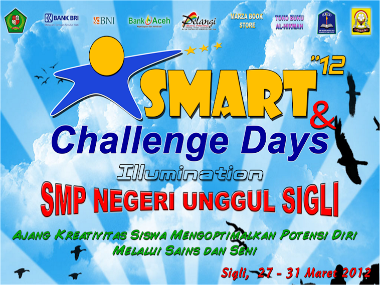 Acara Smart and Challenge Days12