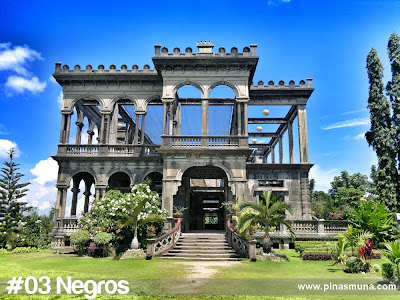 Negros is the third largest island in the Philippines