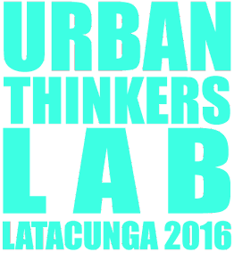 URBAN THINKERS LATACUNGA 2016