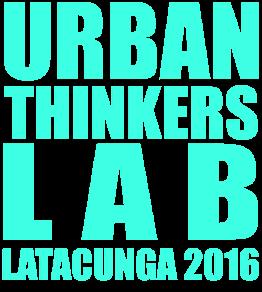 URBAN THINKERS LATACUNGA 2016