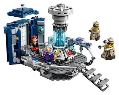 TOYS : JUGUETES - LEGO Ideas  21304 Doctor Who  Producto Oficial 2015 | Piezas: | Edad: +10 años  Comprar en Amazon España & buy Amazon USA