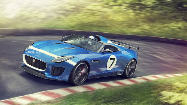 Jaguar Project 7 to make dynamic debut at Goodwood Festival of Speed