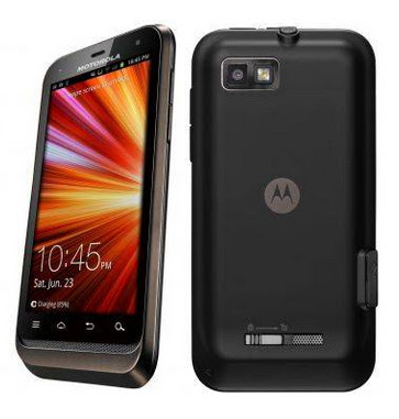 Spesifikasi dan Harga Motorola Defy XT535