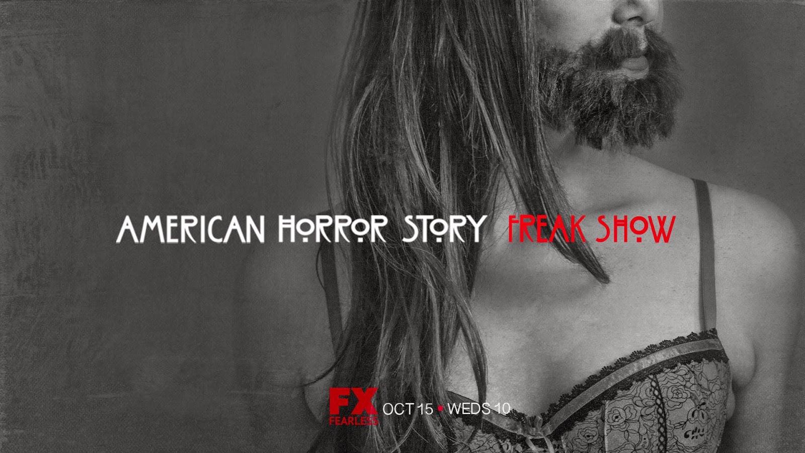 Detalles del personaje de Sarah Paulson en 'Freak Show' y más