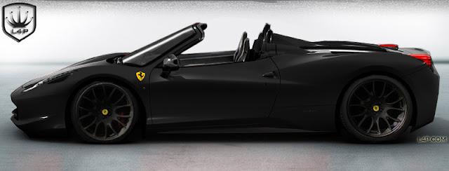 Nuevo Ferrari 458 Italia