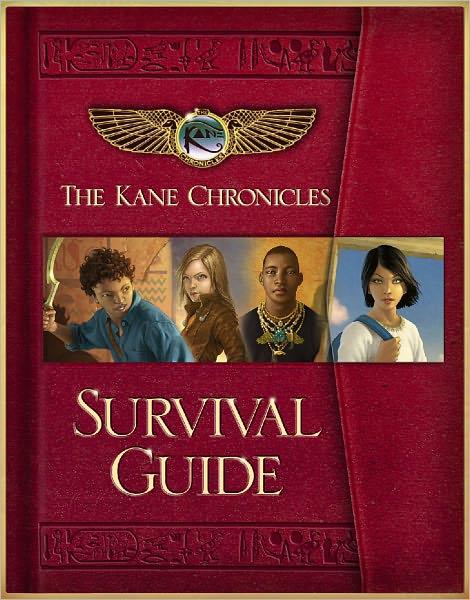 Guía de supervivencia de Las Crónicas de Kane KaneSurvival+Guide